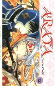 Cover Arata 12 oleh Yuu Watase