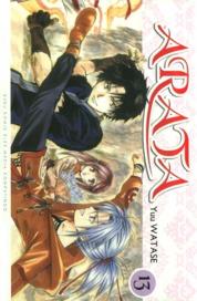 Arata 13 by Yuu Watase Cover