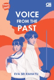 Cover Young Adult: Voice from the Past oleh Eva Sri Rahayu