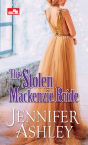 HR: The Stolen Mackenzie Bride by Jennifer Ashley Cover