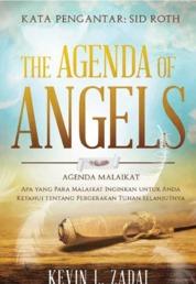 Cover The Agenda of Angels (Agenda Malaikat) oleh Kevin L. Zadai