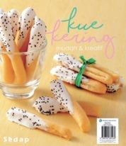 Cover KUE KERING oleh Redaksi Sajisedap