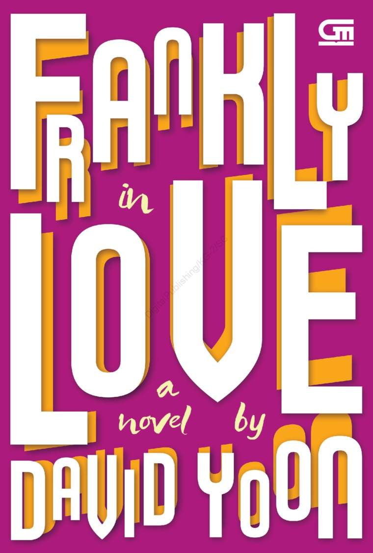 Frankly in Love by David Yoon Digital Book