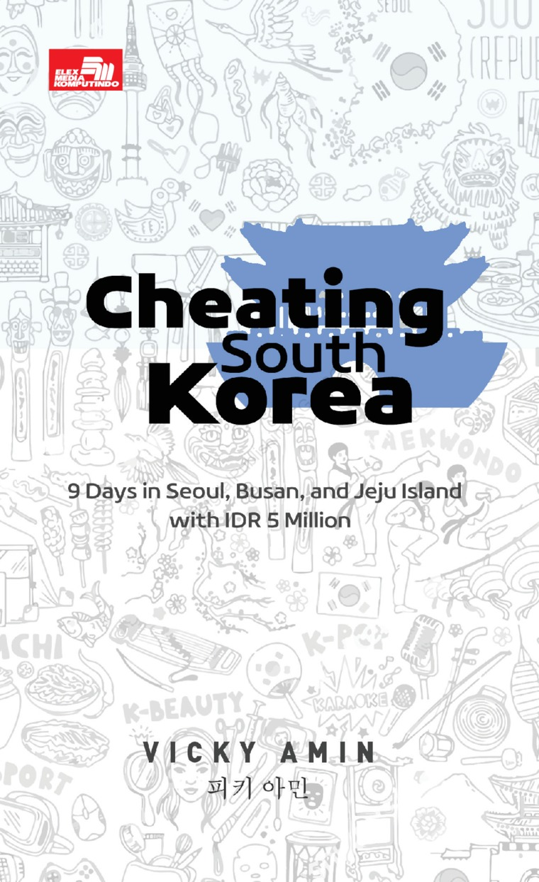 Buku Digital Cheating South Korea oleh Vicky Amin