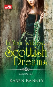 HR: In Your Wildest Scottish Dream by Karen Ranney Cover