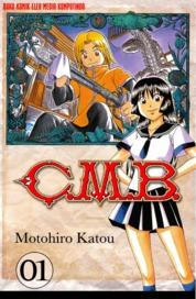C.M.B. 01 by Motohiro Katou Cover