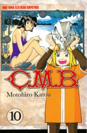 C.M.B. 10 by Motohiro Katou Cover