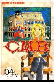 C.M.B. 04 by Motohiro Katou Cover