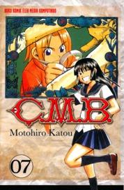 C.M.B. 07 by Motohiro Katou Cover