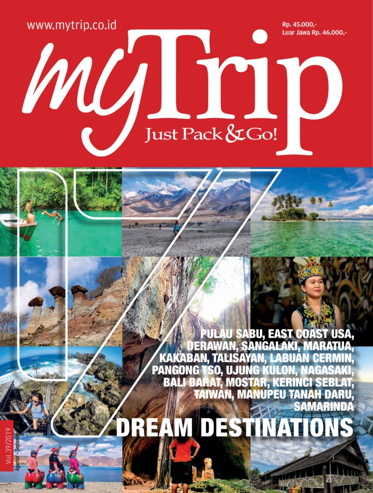 Majalah Digital myTrip ED 39 September 2019