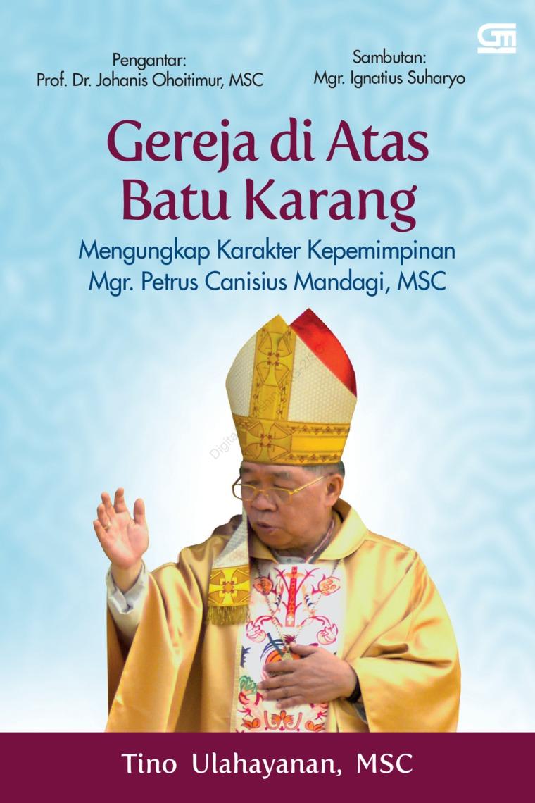 Buku Digital Gereja di Atas Batu Karang oleh Tino Ulahayanan, MSC