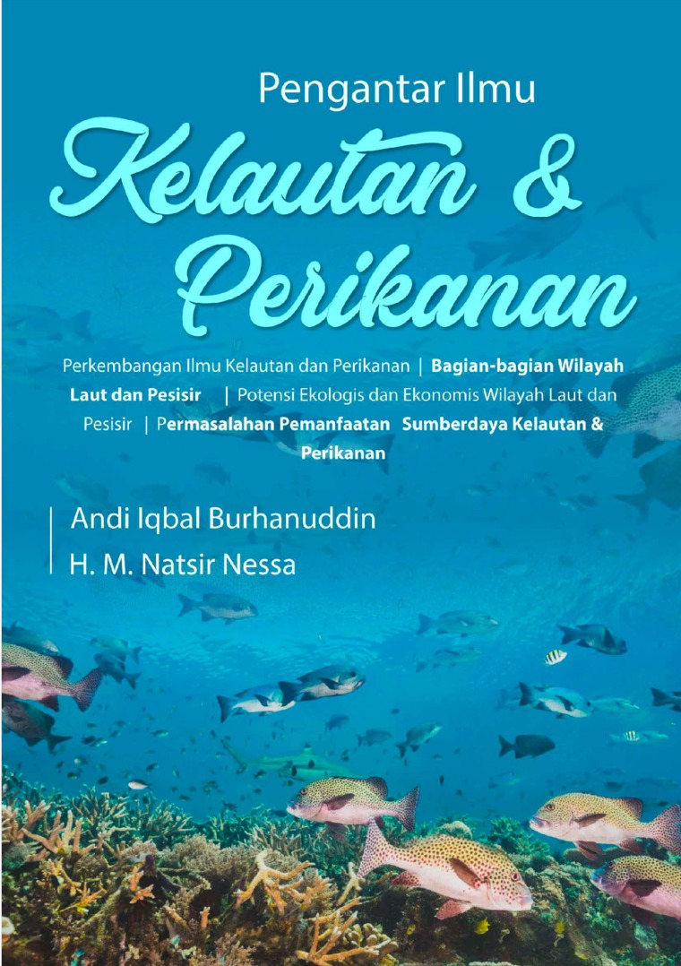 Pengantar Ilmu Kelautan dan Perikanan by Andi Iqbal Burhanuddin & H. M. Natsir Nessa Digital Book