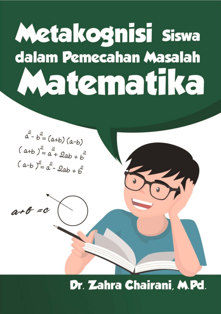 Metakognisi Siswa dalam Pemecahan Masalah Matematika by Zahra Chairani Digital Book
