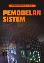 Cover Pemodelan Sistem oleh Muhammad Arif Santosa