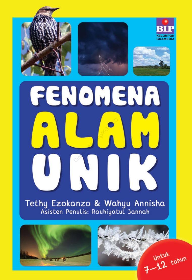 Fenomena Alam Unik by Tethy Ezokanzo & Wahyu Annisha Digital Book