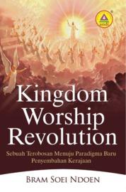Cover Kingdom Worship Revolutions oleh Bram Soei Ndoen