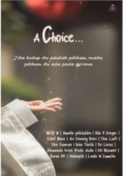 Cover A choice oleh Melly W, dkk