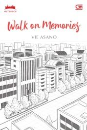Cover MetroPop: Walk on Memories oleh Vie Asano