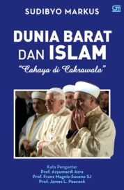 Dunia Barat & Islam by Sudibyo Markus Cover