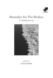 REMEDIES FOR THE BROKEN HEART by LEONY JARDINE Cover