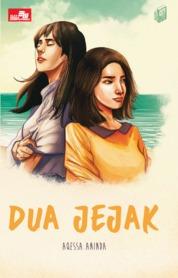 CITYLITE: DUA JEJAK by Aqessa Aninda Cover