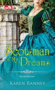HR: Scotsman of My Dreams by Karen Ranney Cover