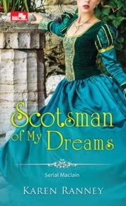 Cover HR: Scotsman of My Dreams oleh Karen Ranney