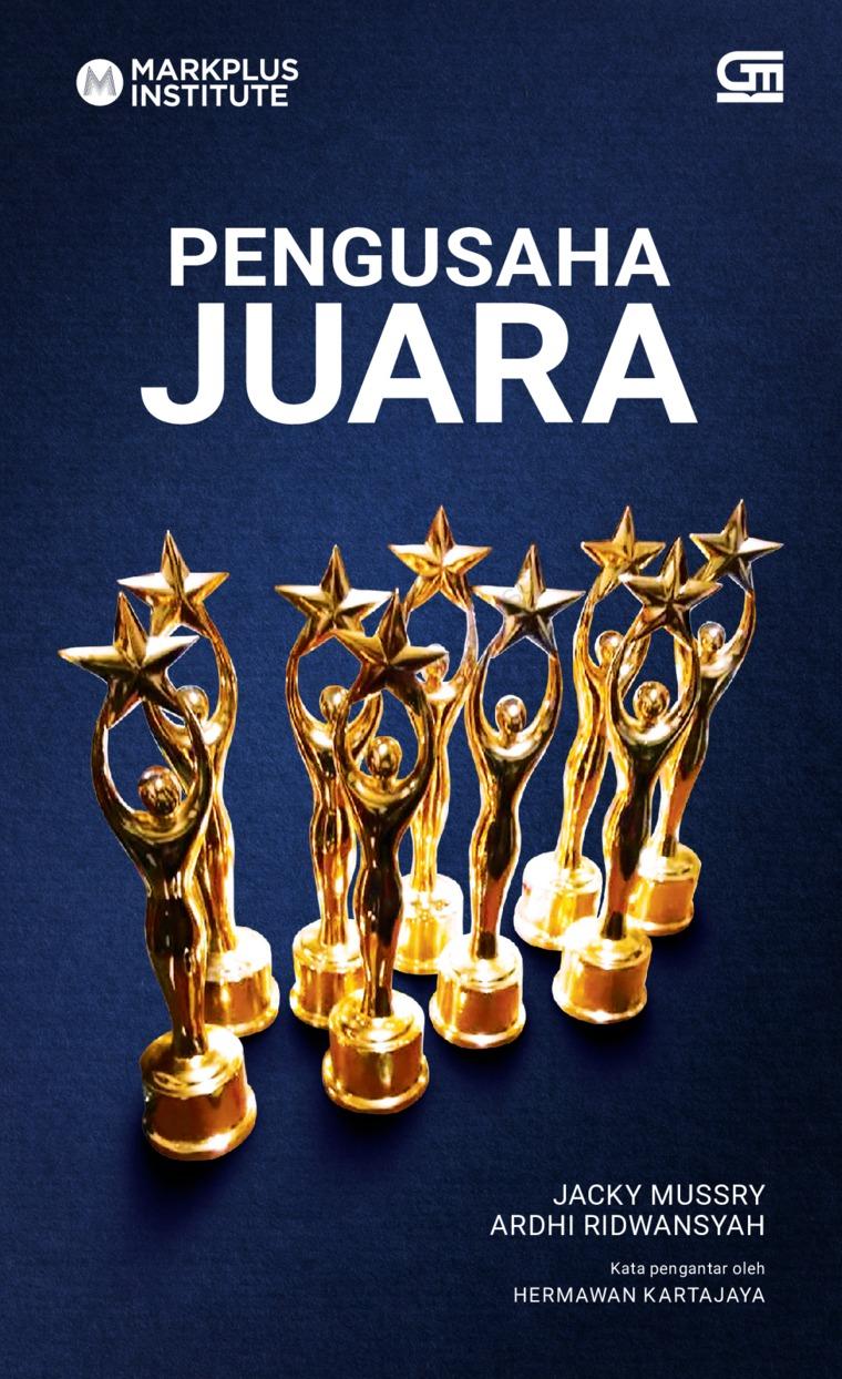 Buku Digital Pengusaha Juara oleh Jacky Mussry dan Ardhi Ridwansyah