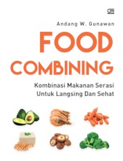 Food Combining (CU - Cover Baru) by Andang W. Gunawan Cover