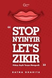 Cover Stop Nyinyir, Let`s Zikir oleh Ratna Dhahita