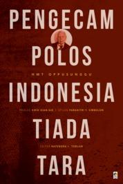 Cover Pengecam Polos Indonesia Tiada Tara oleh HMT Oppusunggu
