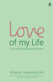 Cover Love of My Life oleh Pongki Pamungkas