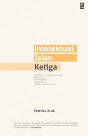 Cover Intelektual Jalan Ketiga oleh Pratikno, dkk