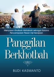 Panggilan Berkhotbah by Budi Kasmanto Cover