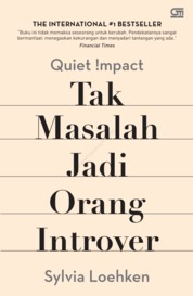 Quiet Impact: Tak Masalah Jadi Orang Introver by Sylvia Loehken Cover