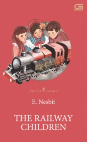 Cover English Classics: The Railway Children oleh E. Nesbit