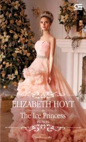 Historical Romance: Putri Es (The Ice Princess) by Elizabeth Hoyt Cover