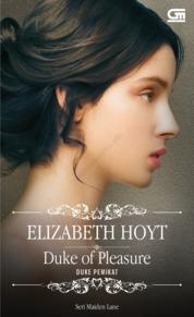 Historical Romance: Duke Pemikat (Duke of Pleasure) by Elizabeth Hoyt Cover