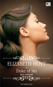 Historical Romance: Dosa Terindah (Duke of Sin) by Elizabeth Hoyt Cover