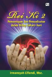Cover Rei Ki 2 oleh Irmansyah Effendi