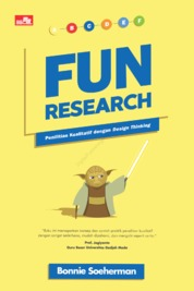 Cover Fun Research oleh Bonnie Soeherman