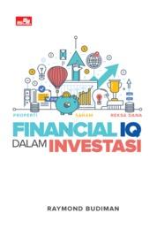 Cover Financial IQ dalam Investasi (HC) oleh Raymond Budiman