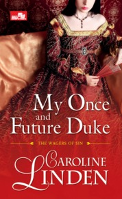 HR: My Once and Future Duke by Caroline Linden Cover