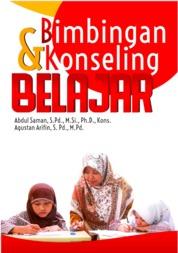 Cover Bimbingan dan Konseling Belajar oleh Abdul Saman & Agustan Arifin