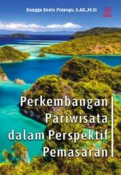 Perkembangan Pariwisata dalam Perspektif Pemasaran by Rangga Restu Prayogo Cover