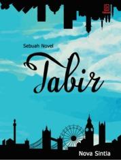 Cover Tabir: Antara Kau dan Aku oleh Nova Sintia