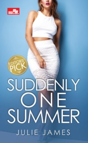 Cover CR: Suddenly One Summer (Editor`s Pick) oleh Julie James