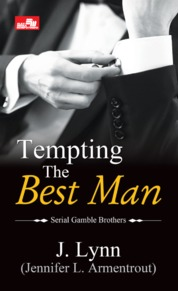 Cover CR: Tempting the Best Man oleh J. Lynn