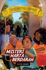 Cover Seri Misteri Favorit: Misteri Harta Berdarah oleh Yovita Siswati