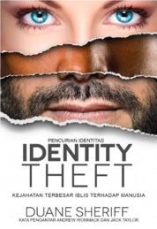 Cover Pencuri Identitas (Identity Theft) oleh Duane Sheriff